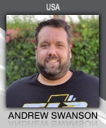 Andrew Swanson (USA) Muchmore Racing Driver