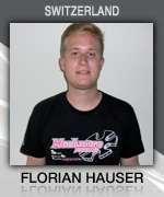 Florian Hauser (Switzerland) Muchmore Racing Driver