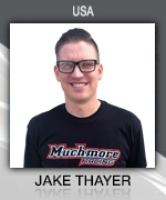 Jake Thayer (USA) Muchmore Racing Driver