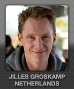 Jilles Groskamp (Netherlands) Muchmore Racing Driver