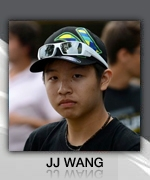 JJ WANG (USA) Muchmore Racing Driver