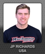 JP Richards (USA) Muchmore Racing Driver