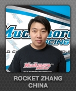 ROCKET ZHANG (CHINA) Muchmore Racing Driver