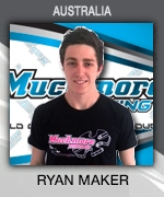 Ryan Maker (Australia) Muchmore Racing Driver